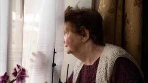 Deaf Grandmother Whose Dog Was Stolen Stares Out Of Window Every Day Hoping He Returns