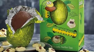 M&S Launches Colin The Caterpillar Easter Egg