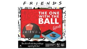 You Can Now Channel Joey and Ross With This New 'Friends' Ball Game