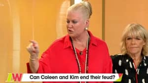 Kim Woodburn's Loose Women Outburst Receives 480 Ofcom Complaints