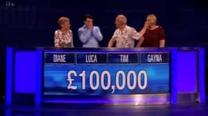 The Chase Players Pocket Highest Amount Ever Won On Daytime Television