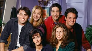 A 'Friends' Reunion Episode Is In The Works With The Whole Cast