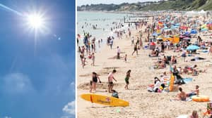 Another Heatwave Is Heading To The UK Just In Time For Bank Holiday