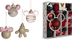 Primark Is Selling Disney Baubles Again For Christmas And We Want Them All