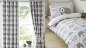 Dunelm Has A New Sloth Homeware Range And We Must Have It All