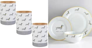 B&M Launches Adorable Sausage Dog Collection Starting At Just £2