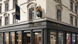 Harry Potter New York: First Look At Flagship Store Opening In June 2021