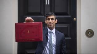 Rishi Sunak's Budget Speech - Chancellor Announces 95 Per Cent Mortgages