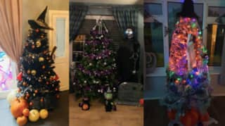 Halloween Trees Are The DIY Trend You Need To Try