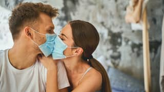 People Should Wear Face Masks When Having Sex And Avoid Kissing, Sexual Health Charity Says