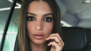 Pregnant Emily Ratajkowski Shuts Down Rumours That She Got Lip Injections