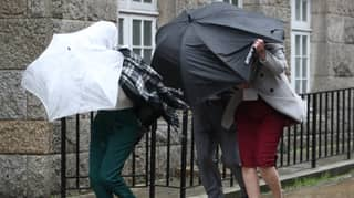 Storm Ciara Set To Batter Britain This Weekend As Met Office Issues Weather Warning