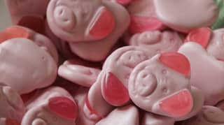 M&S Is Now Selling A Percy Pig Celebration Cake