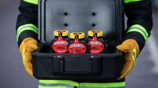 Marmite Launches Extra-Hot New Dynamite Spread Flavoured With Chilli