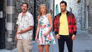 Netflix Releases Trailer For Jennifer Aniston's New Comedy 'Murder Mystery'
