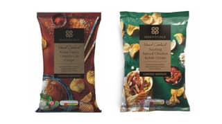 Co-Op Launches Katsu Curry And Kebab Crisp Range