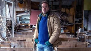 Everything We Know About Ben Fogle's New Documentary On Chernobyl Disaster