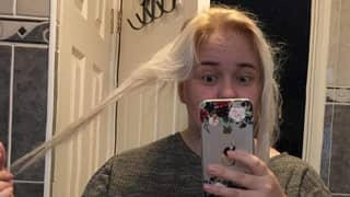 Woman Distraught After Burning 24 Inches Of Her Hair Off Using Superdrug Toner