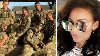Michelle Keegan's 'Signed Up To Another Series Of Our Girl'