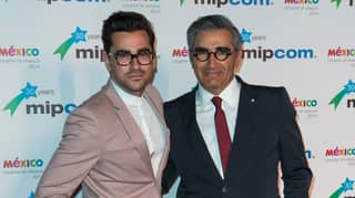 People Are Only Just Realising Schitt's Creek's Johnny And David Rose Are Actually Father/Son IRL