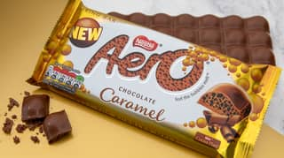Caramel Aero Has Just Launched In The UK