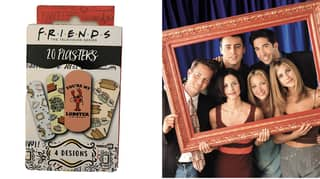 You Can Now Get 'Friends' Plasters From Poundland