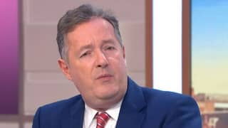 Piers Morgan Makes Coming Out Coronavirus 'Joke' To Phillip Schofield