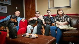 Tom Malone Jr Shocks Gogglebox Fans With Rude Secret About Family's Onscreen Snacks