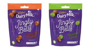 Cadbury Launches Dairy Milk Jingly Bells In Two Tasty Flavours