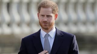 Prince Harry Reveals His 'Great Sadness' At Dropping HRH Title In Emotional Speech