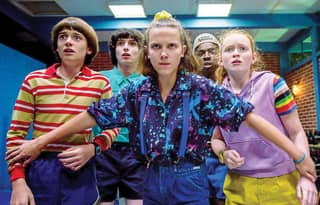 Stranger Things Named As Best Show To Binge Watch