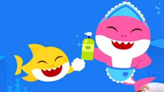 There's A New Baby Shark Song About Hand-Washing To Drive Parents Mad