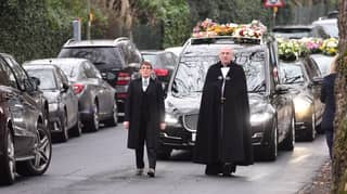 Barbara Windsor Funeral: EastEnders Star Laid To Rest In London