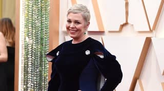 Olivia Colman Just Won The Oscars With Her New Platinum Blonde Pixie Cut