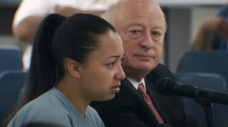 Viewers Are 'Angry Crying' Over The Cyntoia Brown Documentary