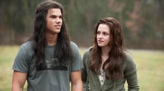 Taylor Lautner And Kristen Stewart Just Had A Mini 'Twilight' Reunion