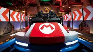 First Look Pics Inside Completed Super Nintendo World Opening In February