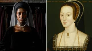 First Look At Jodie Turner Smith As Anne Boleyn For Upcoming TV Series