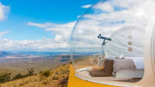 These Pop-Up Bubble Tents In Australia Are The Perfect Post-Lockdown Getaway