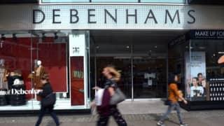 High Street Retailer Debenhams Has Announced It Is Closing 50 Stores