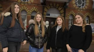​Teenagers Praised For Saving A Man About To Throw Himself Under A Train
