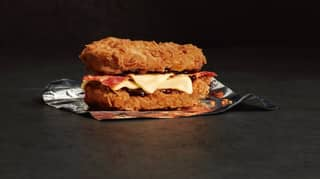 KFC Is Bringing Back Its Legendary Double Down Burger For A Limited Time