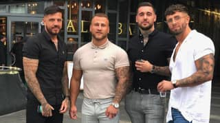 The Four Lads In Viral Meme Tipped To Sign Up For Love Island