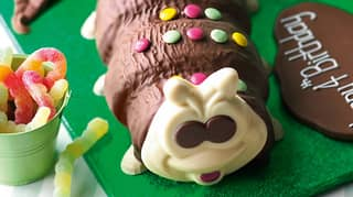 People Are Making Colin The Caterpillar Cake Trifles With This Easy Recipe