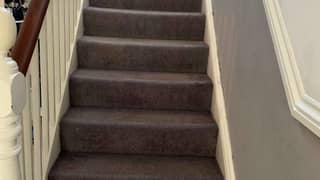 Mum Transforms Tired Carpet With Incredible £5 Dye