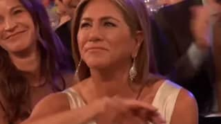 Jennifer Aniston Had The Perfect Reaction To Brad Pitt's Ex-Wife Dig