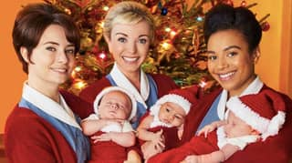 Call The Midwife Gives First Look At Christmas Special