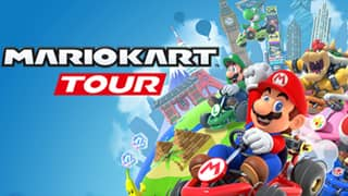 Mario Kart Launches On Mobile For The First Time Ever Today
