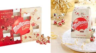 You Can Now Get A Milk And White Chocolate Truffle Maltesers Advent Calendar