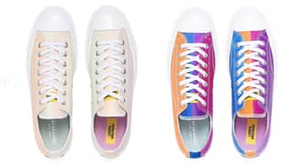 Converse That Change Colour In The Sun Are Launching This Weekend